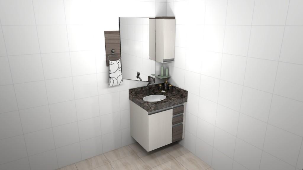 Banheiro planejado 101