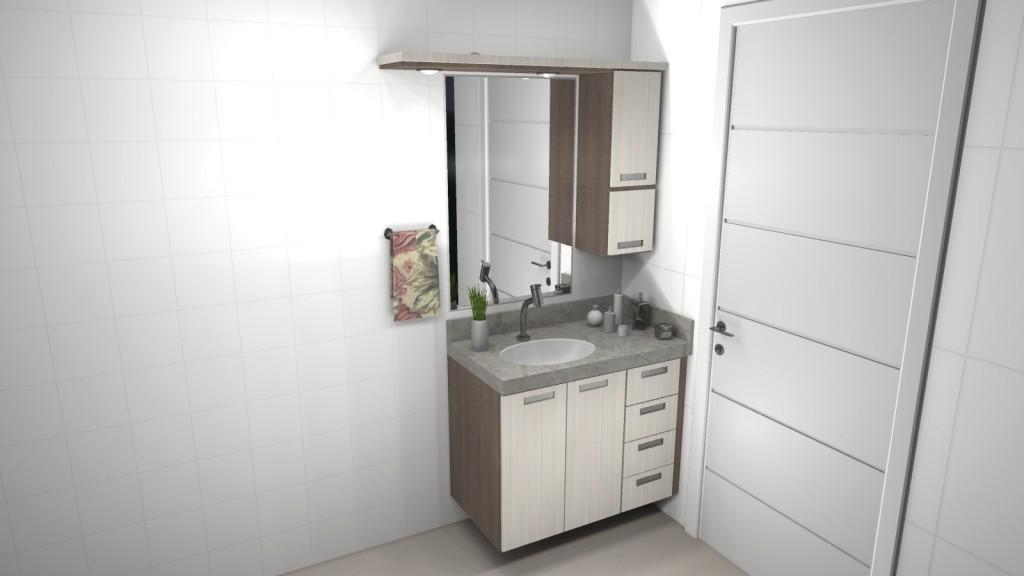 Banheiro planejado 103