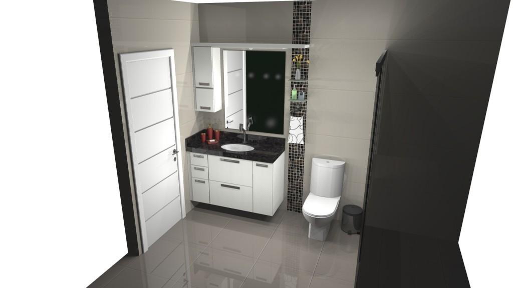 Banheiro planejado 111