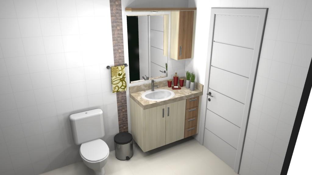 Banheiro planejado 121