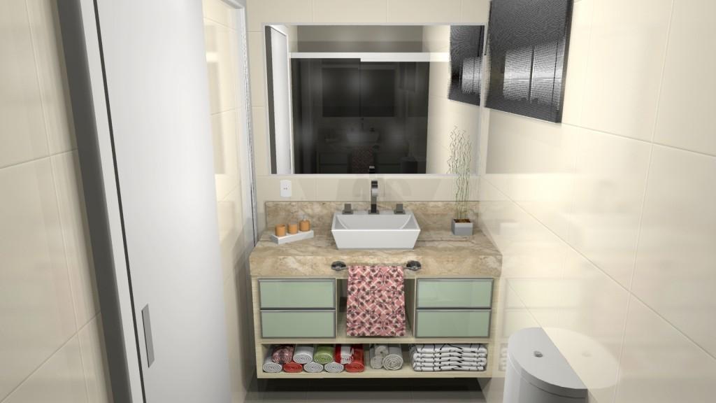 Banheiro planejado 139