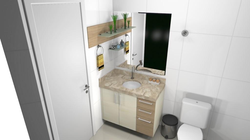 Banheiro planejado 144