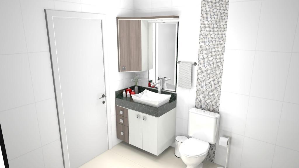 Banheiro planejado 146
