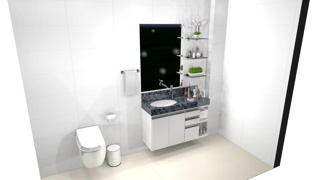 Banheiro planejado 156