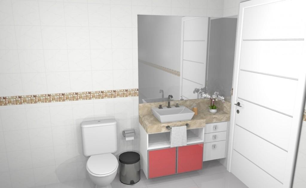Banheiro planejado 175