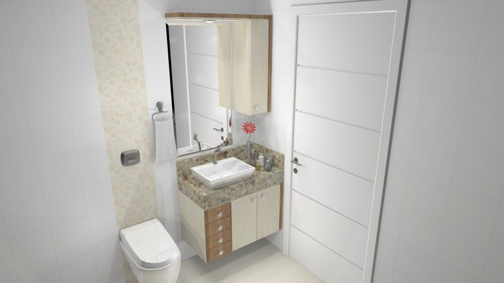 Banheiro planejado 181