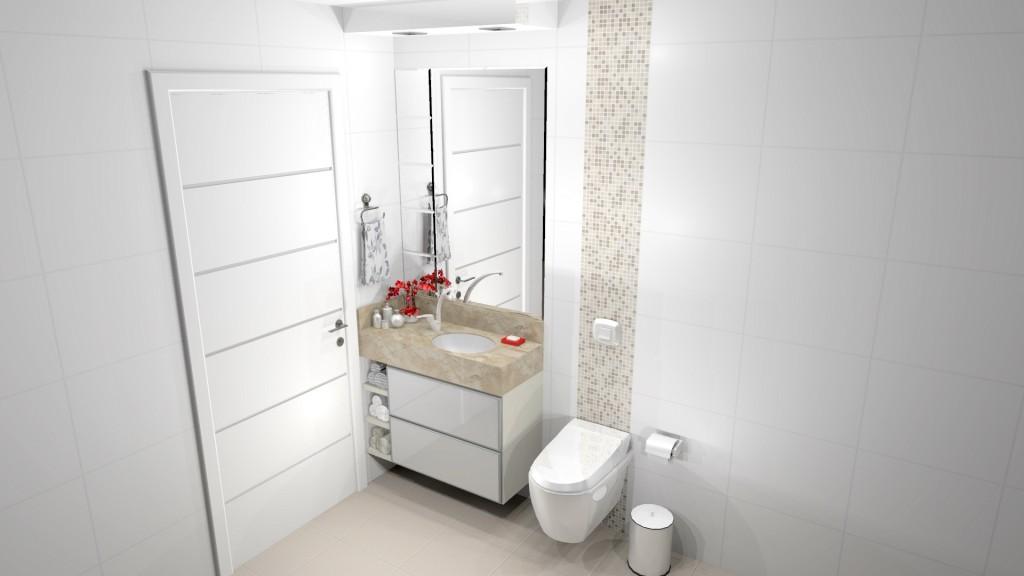Banheiro planejado 185