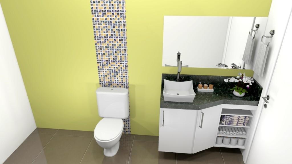 Banheiro planejado 192