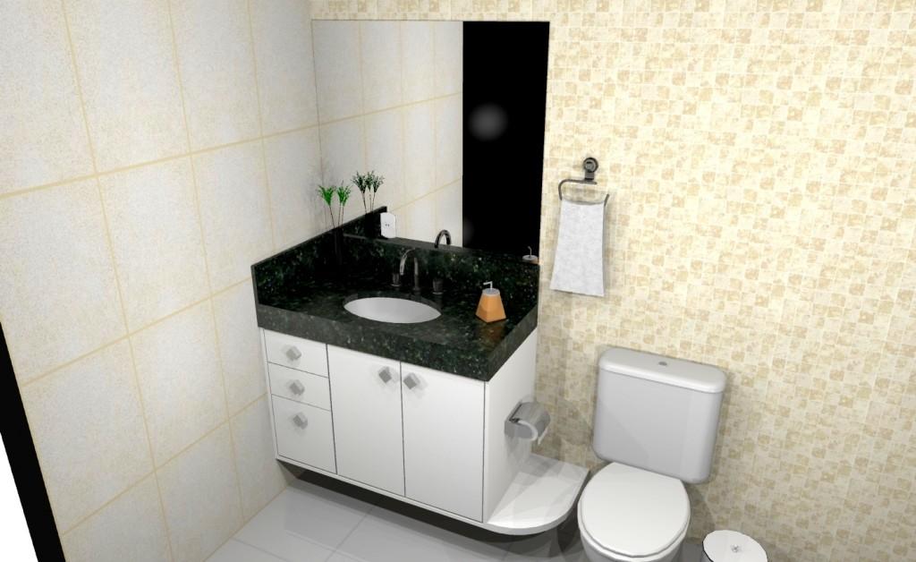 Banheiro planejado 193