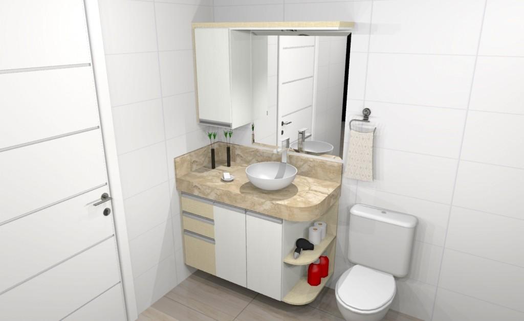 Banheiro planejado 199