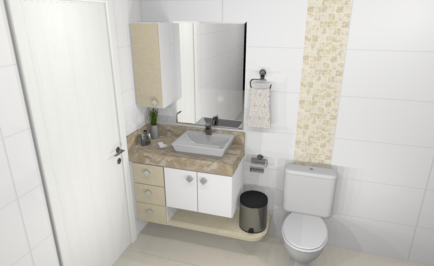 Banheiros » Apreciare móveis planejados #756C56 1416x868 Banheiro Com Banheira Planejado