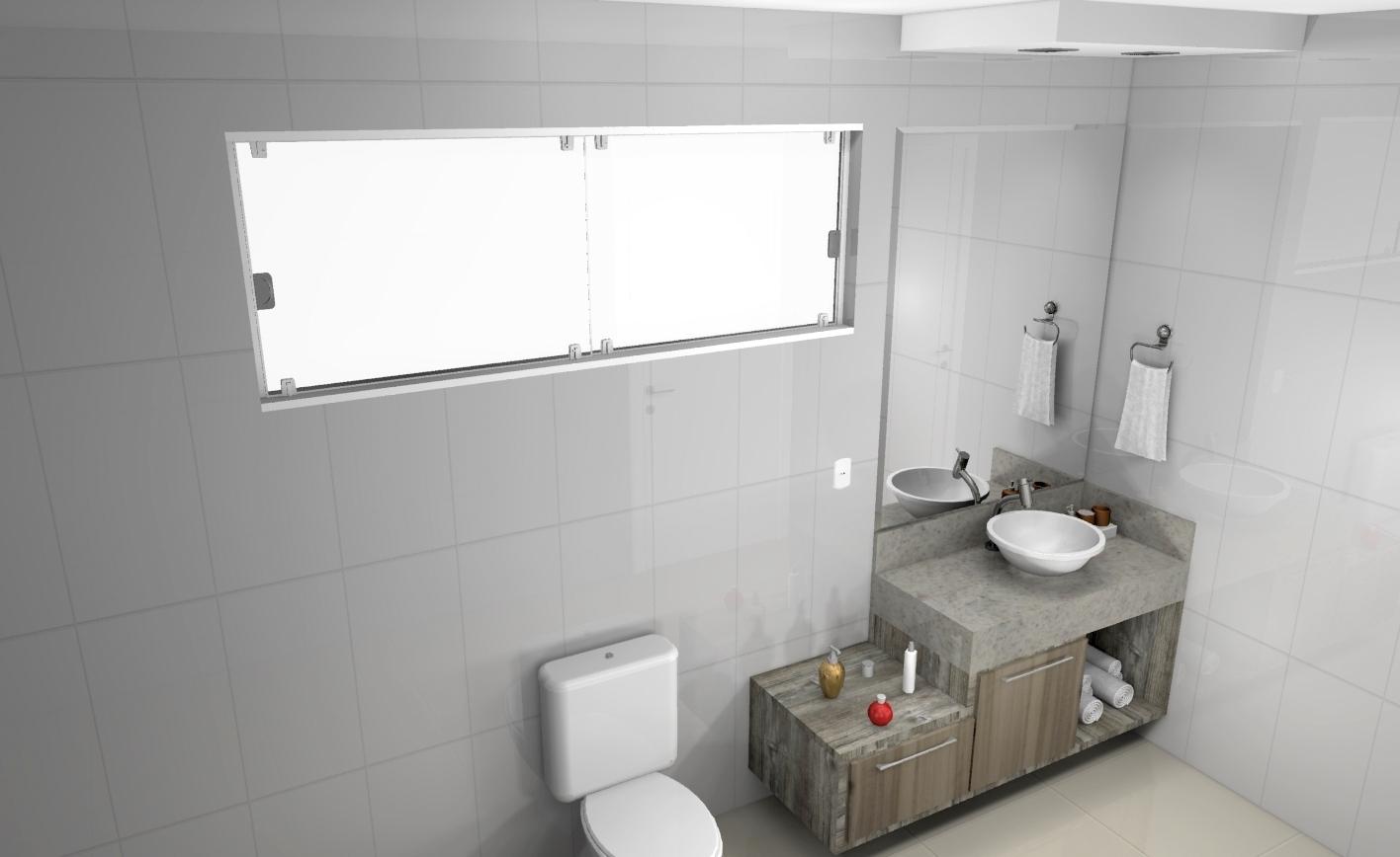 Banheiro planejado 249