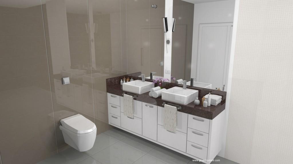 Banheiro planejado 271