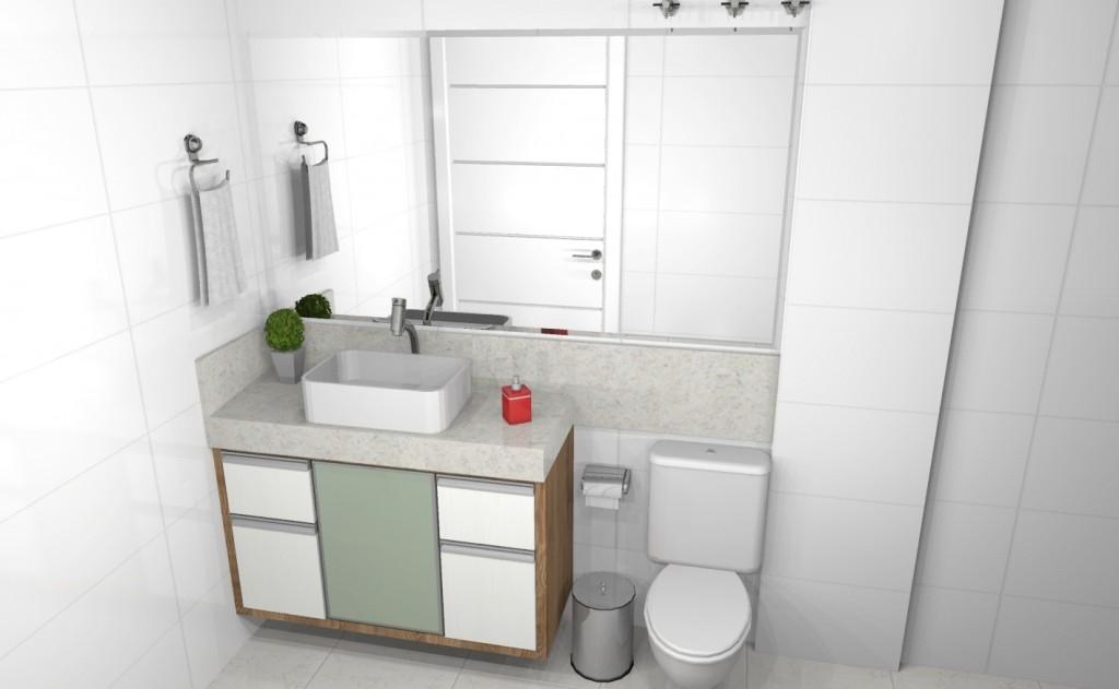 Banheiro planejado 279