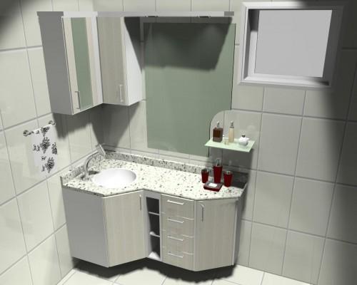 Banheiro planejado 37