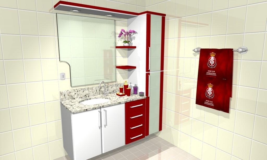 Banheiro planejado 39
