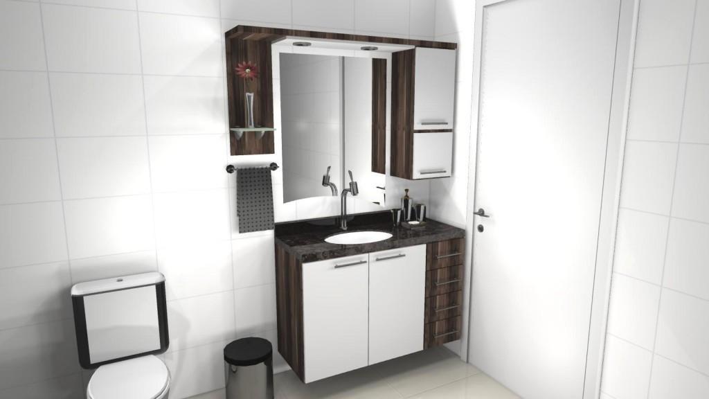 Banheiro planejado 53