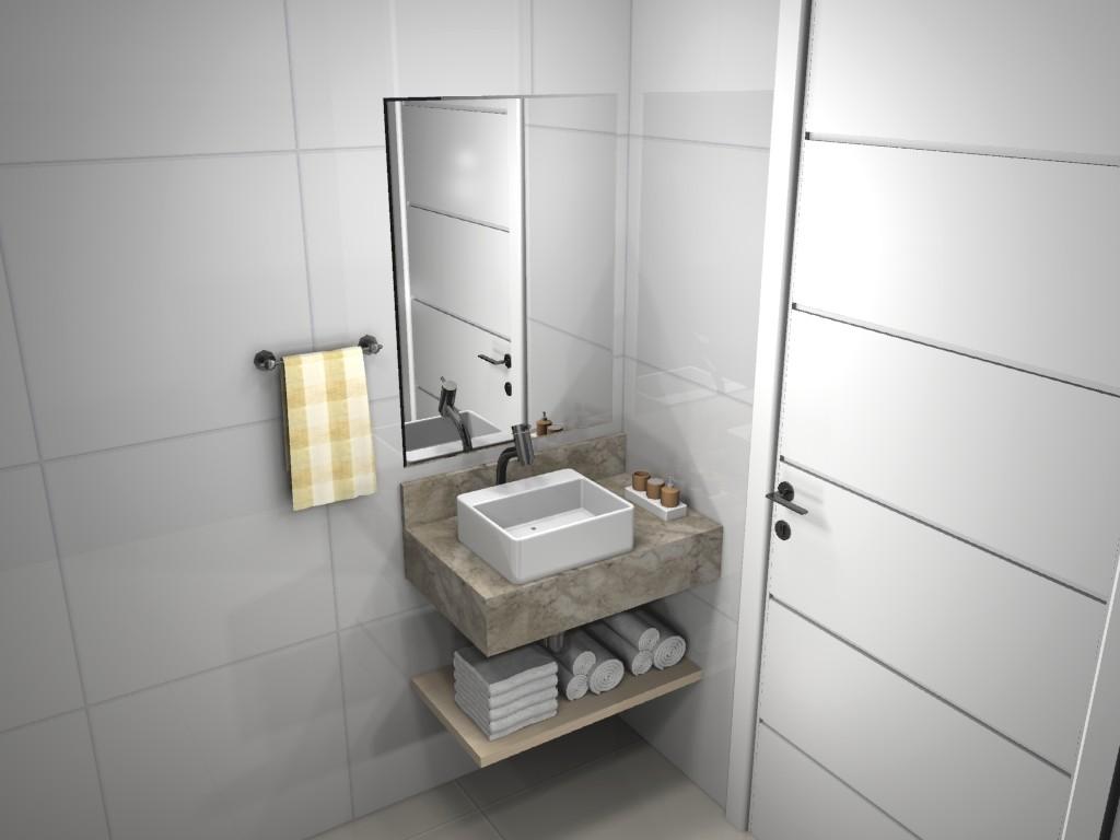Banheiro planejado 72