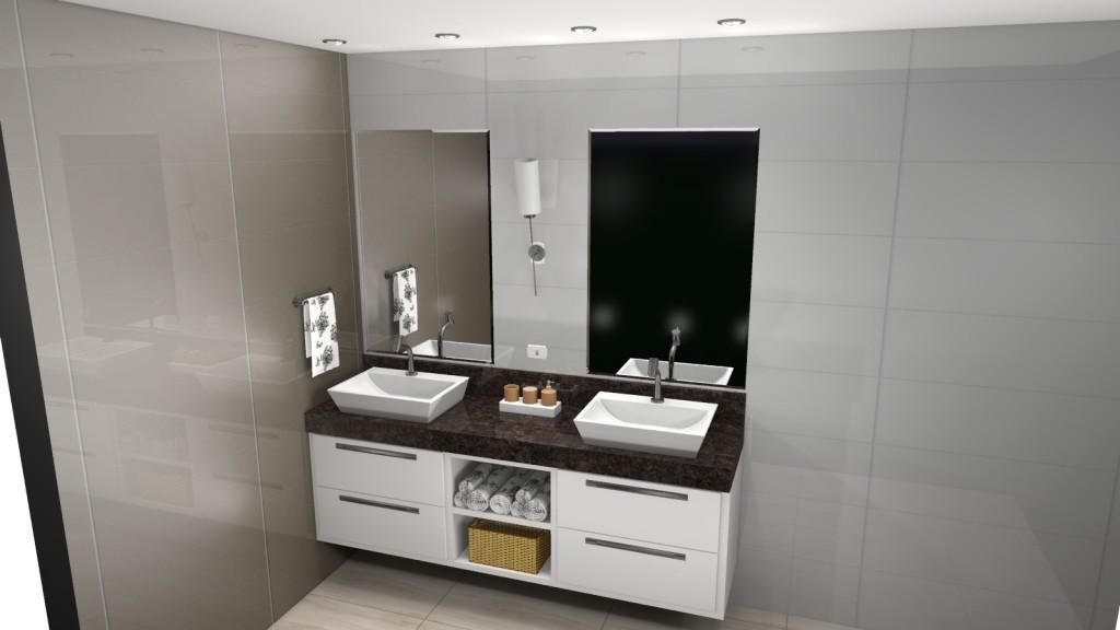 Banheiro planejado 81