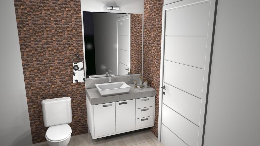 Banheiro planejado 82