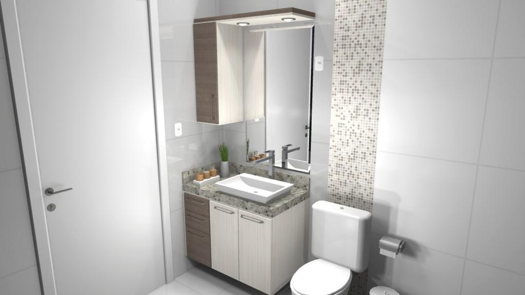 Banheiro planejado 88