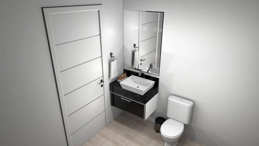 Banheiro planejado 92