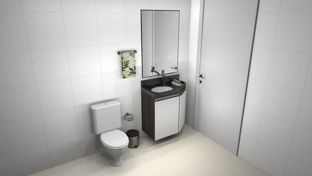 Banheiro planejado 94