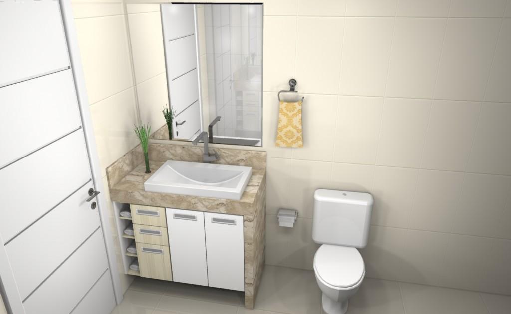 Banheiro planejado 96