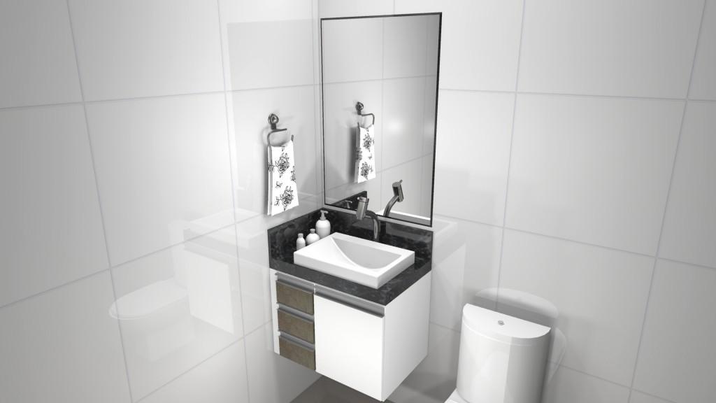 Banheiro planejado 97