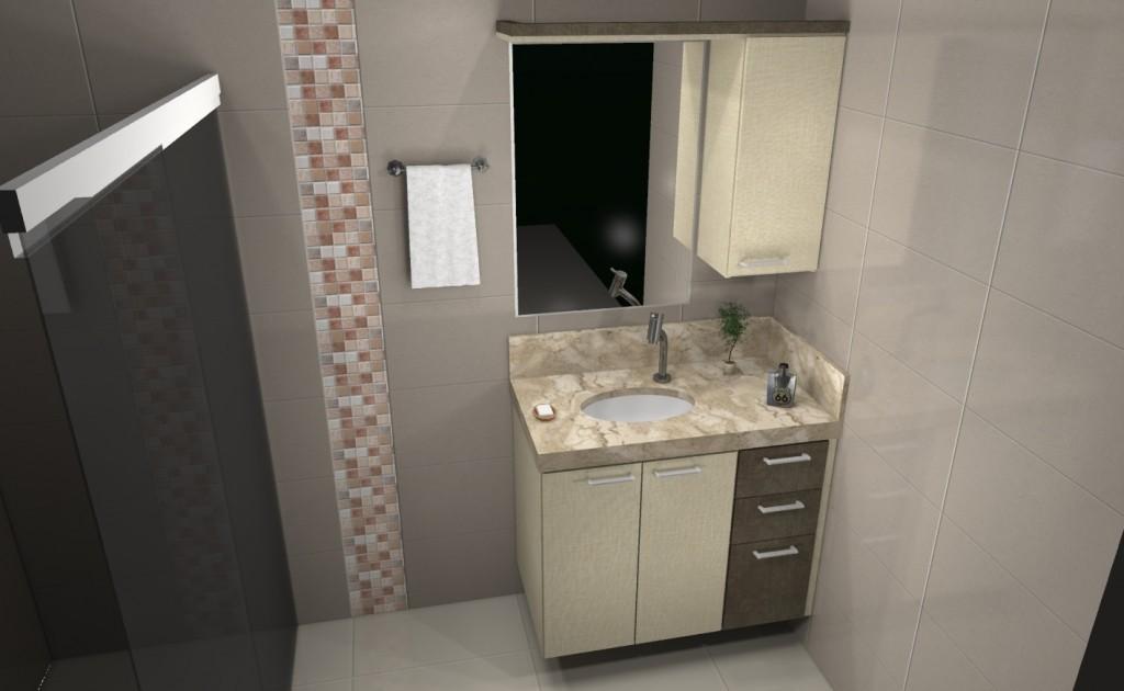 Banheiro planejado 98