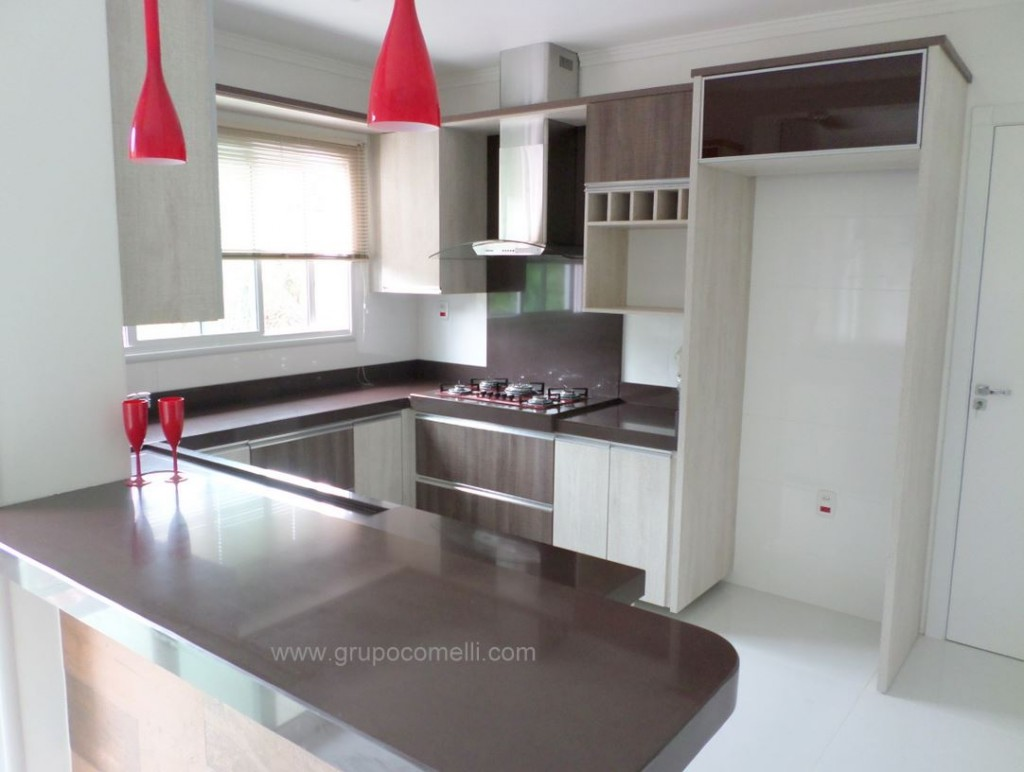 #A72438 Apreciare móveis planejados » www.grupocomelli.com/apreciare 1024x772 px Projetos De Cozinhas Para Bar #641 imagens