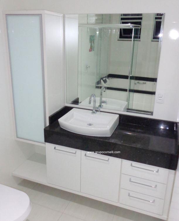 Apreciare, móveis planejados » wwwgrupocomellicomapreciare -> Banheiros Planejados Com Granito