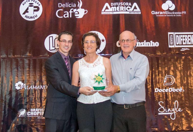 Premio destaque empresarial ACEC 2015 A