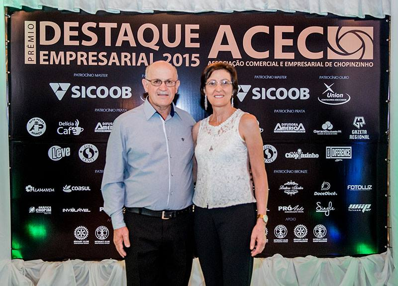 Premio destaque empresarial ACEC 2015