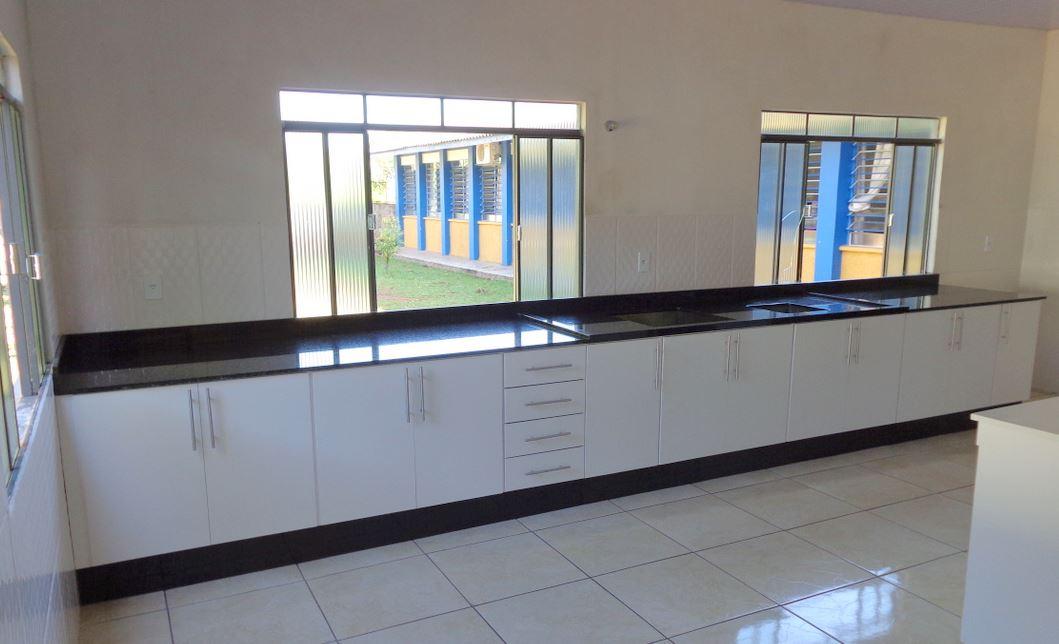 243 - Cozinha granito Verde Ubatuba
