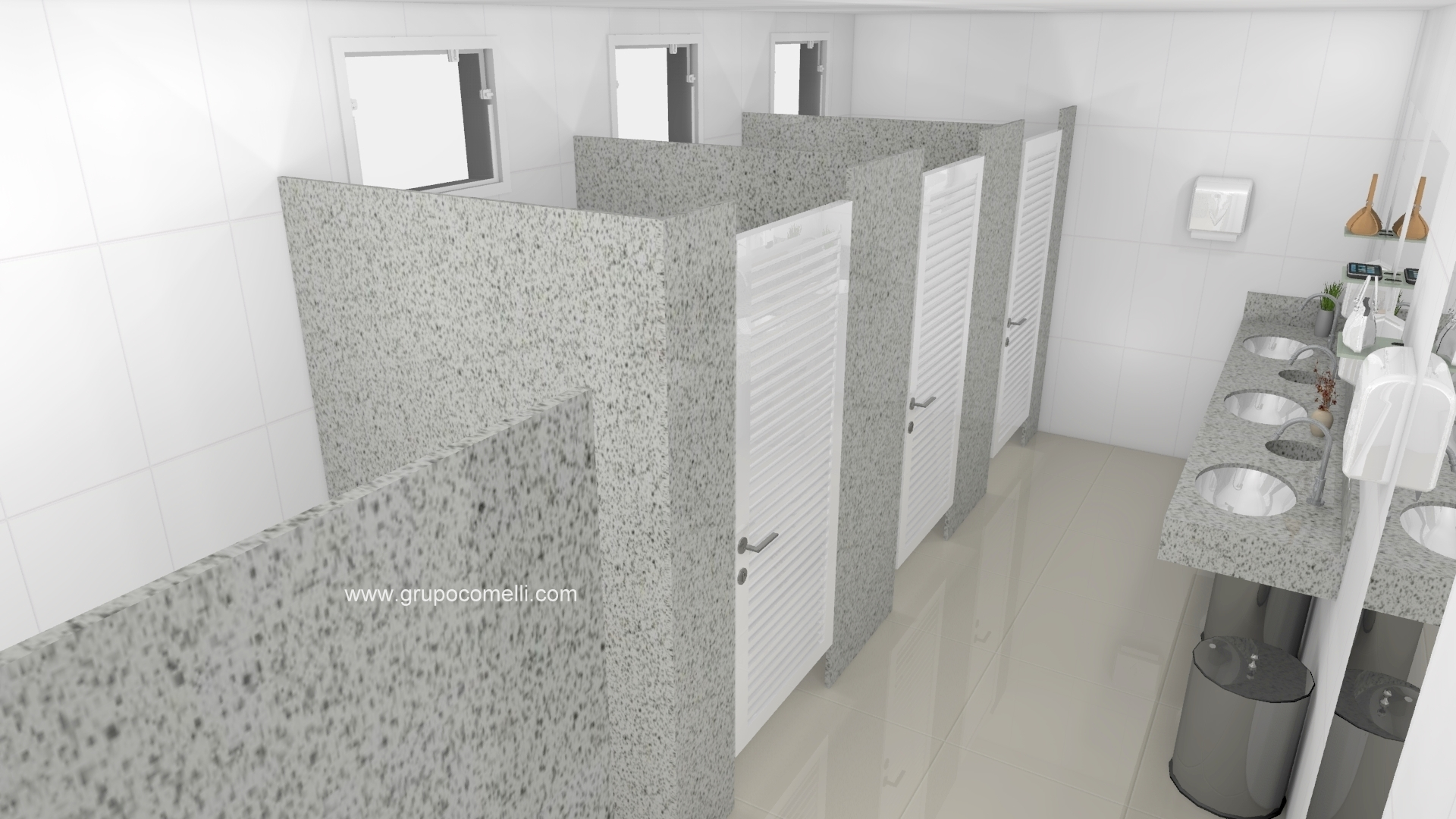 Imagens de #4C583B Banheiro planejado 292 (1) 1920x1080 px 3726 Banheiros Planejados Preto E Branco